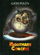 Un gatto nel cervello - Austrian Blu-Ray movie cover (xs thumbnail)