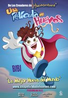 Película de huevos, Una - Mexican Movie Poster (xs thumbnail)
