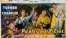 The Lady Takes a Flyer - Belgian Movie Poster (xs thumbnail)