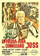 Le pacha - Italian Movie Poster (xs thumbnail)
