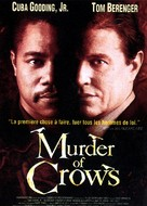 A Murder of Crows - French DVD cover (xs thumbnail)