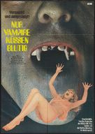 Lust for a Vampire - German Movie Poster (xs thumbnail)