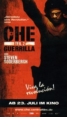 Che: Part Two - German Movie Poster (xs thumbnail)
