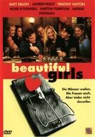 Beautiful Girls - German DVD movie cover (xs thumbnail)
