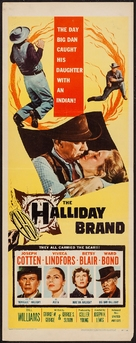 The Halliday Brand - Movie Poster (xs thumbnail)