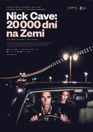 20,000 Days on Earth - Czech Movie Poster (xs thumbnail)