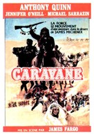 Caravans - French Movie Cover (xs thumbnail)