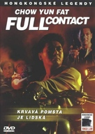 Full Contact - Czech Movie Cover (xs thumbnail)