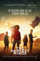 The Darkest Minds - Norwegian Movie Poster (xs thumbnail)
