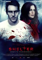 Shelter - Italian Movie Poster (xs thumbnail)