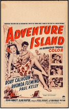 Adventure Island - Movie Poster (xs thumbnail)