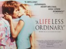 A Life Less Ordinary - British Movie Poster (xs thumbnail)