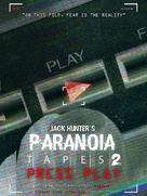 Paranoia Tapes 2: Press Play - Movie Cover (xs thumbnail)