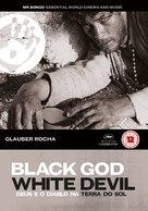 Deus e o Diabo na Terra do Sol - British Movie Cover (xs thumbnail)