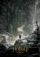 The Hobbit: The Desolation of Smaug - Italian Movie Poster (xs thumbnail)