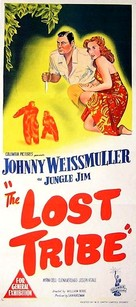 The Lost Tribe - Australian Movie Poster (xs thumbnail)
