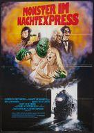 Terror Train - German Movie Poster (xs thumbnail)