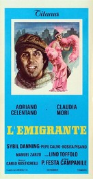 L'emigrante - Italian Movie Poster (xs thumbnail)