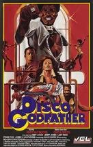 Disco Godfather - DVD cover (xs thumbnail)