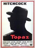 Topaz - Italian Movie Poster (xs thumbnail)
