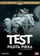 Test pilota Pirxa - Polish DVD movie cover (xs thumbnail)