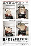 Ernest et Célestine - Movie Poster (xs thumbnail)