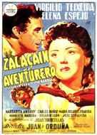 Zalacaín el aventurero - Spanish Movie Poster (xs thumbnail)