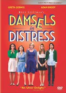 Damsels in Distress - DVD cover (xs thumbnail)