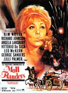 The Amorous Adventures of Moll Flanders - French Movie Poster (xs thumbnail)