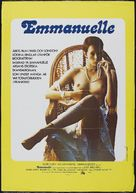 Emmanuelle - Swedish Movie Poster (xs thumbnail)