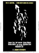 Judgment at Nuremberg - Movie Poster (xs thumbnail)