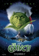 How the Grinch Stole Christmas - Movie Poster (xs thumbnail)