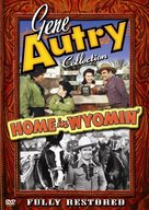 Home in Wyomin' - DVD cover (xs thumbnail)