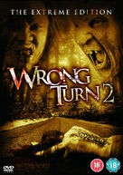 Wrong Turn 2 - British DVD cover (xs thumbnail)
