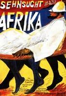 Noirs et blancs en couleur - German Movie Poster (xs thumbnail)