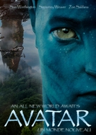 Avatar - Canadian poster (xs thumbnail)