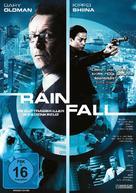 Rain Fall - German DVD cover (xs thumbnail)