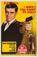 L'insoumis - Australian Movie Poster (xs thumbnail)