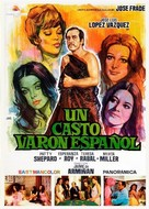 Un casto varón español - Spanish Movie Poster (xs thumbnail)