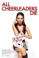 All Cheerleaders Die - Canadian Movie Poster (xs thumbnail)