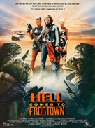 Hell Comes to Frogtown - Movie Poster (xs thumbnail)