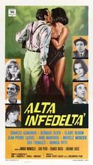 High Infidelity - Italian Movie Poster (xs thumbnail)