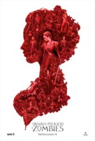 Pride and Prejudice and Zombies - Argentinian Movie Poster (xs thumbnail)