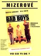 Bad Boys - Czech Movie Poster (xs thumbnail)