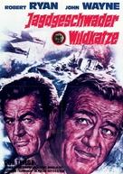 Flying Leathernecks - German Movie Poster (xs thumbnail)