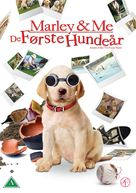 Marley & Me: The Puppy Years - Danish DVD cover (xs thumbnail)