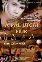 A Pál-utcai fiúk - Hungarian DVD movie cover (xs thumbnail)