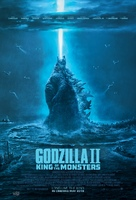 Godzilla: King of the Monsters - Indonesian Movie Poster (xs thumbnail)