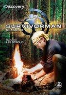 """Survivorman"" - Canadian DVD cover (xs thumbnail)"