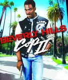 Beverly Hills Cop 2 - Blu-Ray cover (xs thumbnail)